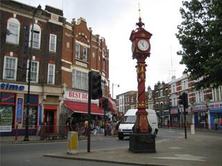 Jubilee Clock NW10